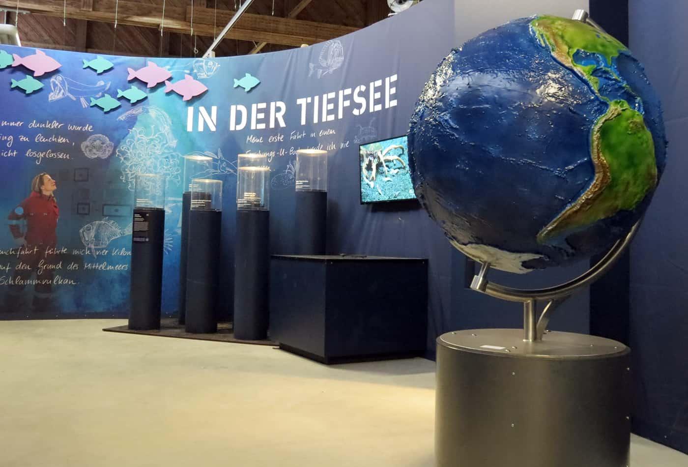 Ausstellung Meere und Ozeane im Explo Heidelberg (Foto: Zoo Heidelberg)