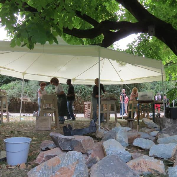 Bildhauer Workshops: Shona-Art Event Bild