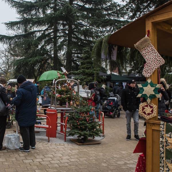 Weihnachtsmarkt im Zoo Event Bild