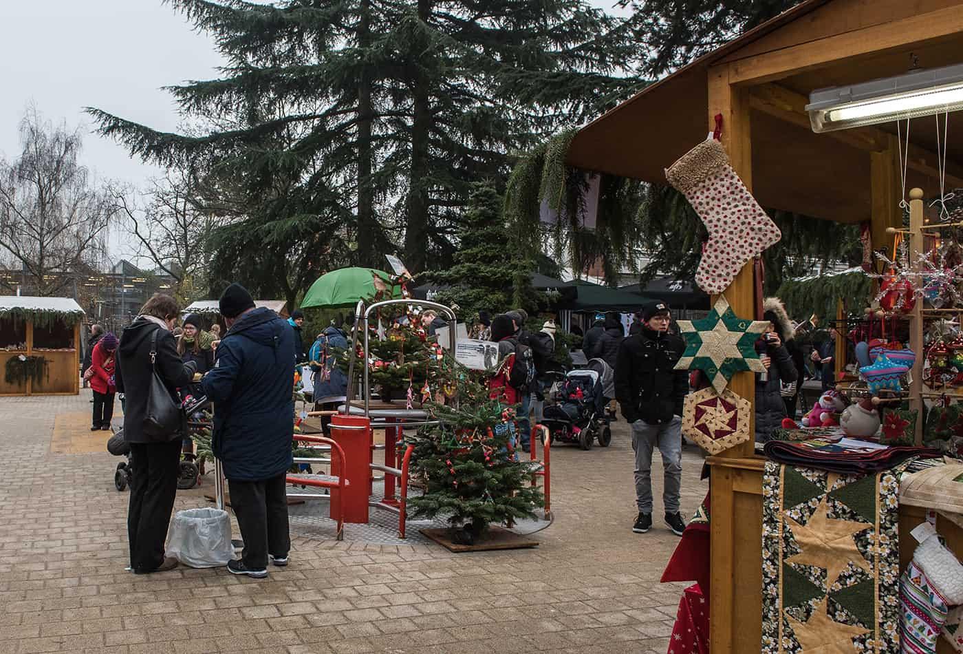 Heidelberg Weihnachtsmarkt.Weihnachtsmarkt Im Zoo Zoo Heidelberg Leben Live Erleben