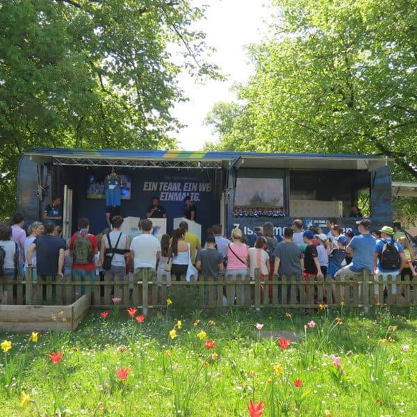 TSG-Fantag im Zoo Event Bild