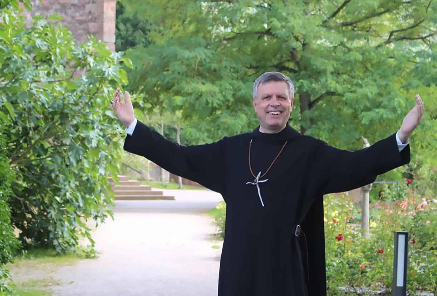 Abt Winfried Schwab (Foto: Diana Deutsch/Benediktinerabtei Stift Neuburg)