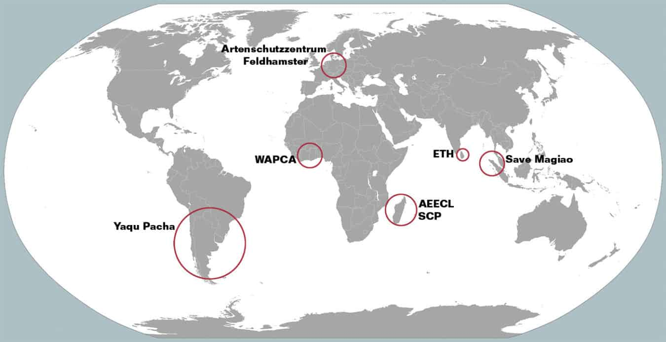 Artenschutz Weltweit