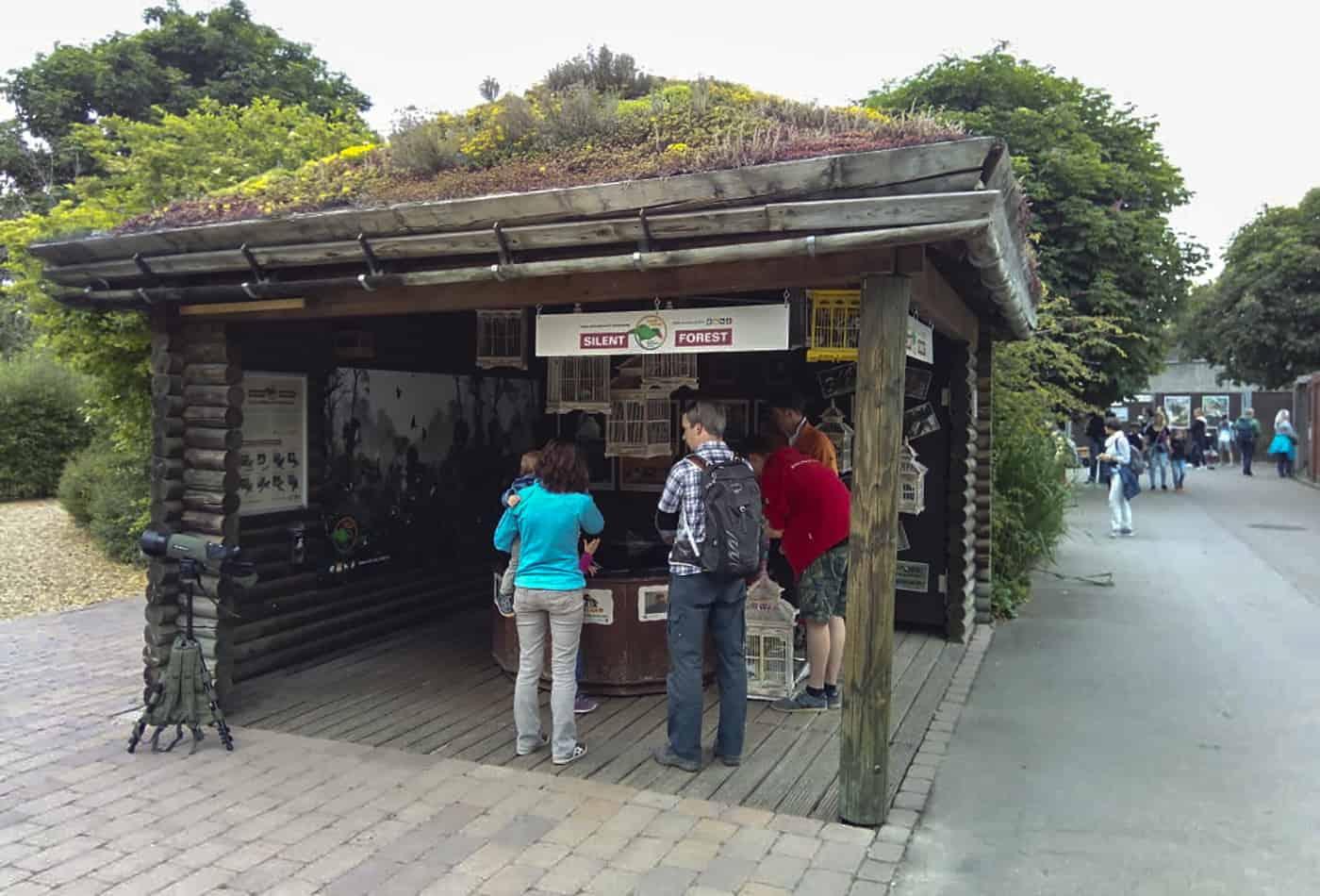 Zoo Heidelberg erhält Auszeichnung für Engagement bei der EAZA-Artenschutzkampagen Silent Forest (Foto: Zoo Heidelberg)